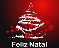 Clique na imagem para enviar o postal: Estrelas de Natal
